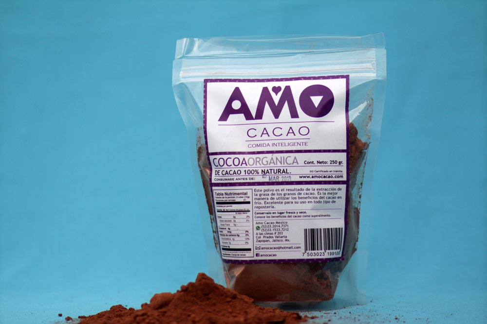 CacaoOrcanicaPolvo